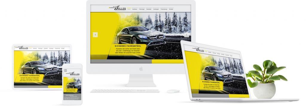 Website_Autohaus_Weller